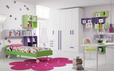 Soluzioni di Camerette per Bambini e Ragazzi Durevoli e Personalizzabili